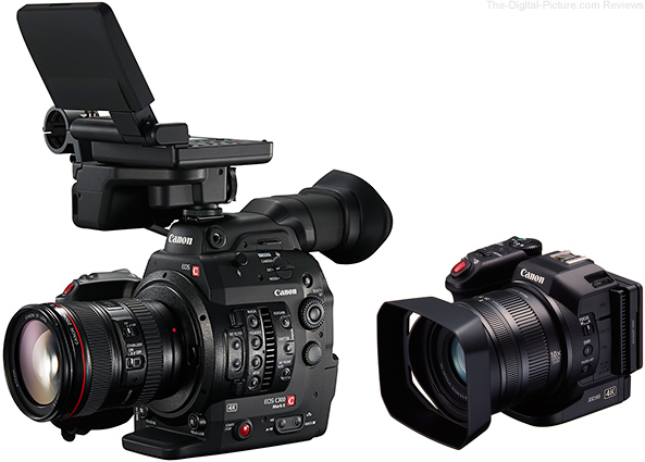 Canon U.S.A. Announces a Host of Product Firmware Updates at NAB 2016