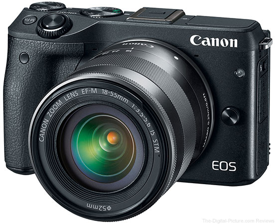 Canon USA Announces EOS M3 Availability
