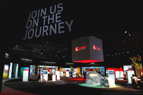 Canon EXPO 2015 New York Lives On in an Interactive Website