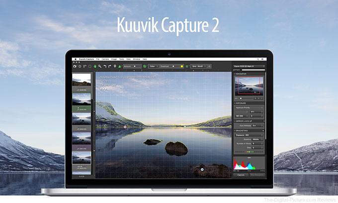 Kuuvik Capture 2 Tethering Software for Mac