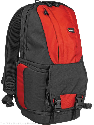Today Only: B&H has the Lowepro Fastpack 100 Backpack (Red/Black) for $29.99 (Save $40.00)