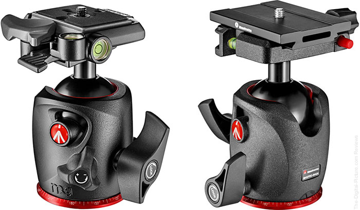 Manfrotto Introduces XPRO Ball Heads