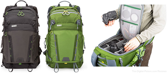 MindShift Gear Introduces BackLight 26L Daypack
