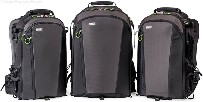 MindShift Gear Introduces First Light Backpacks Designed for Large Lenses