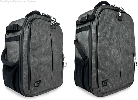 Tamrac G26 and G32 Camera Bags (Charcoal)