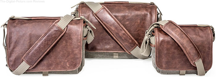 Think Tank Photo Introduces Leather Retrospective Shoulder Bags