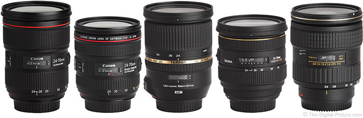 Which 24-70mm Lens Should I Get?