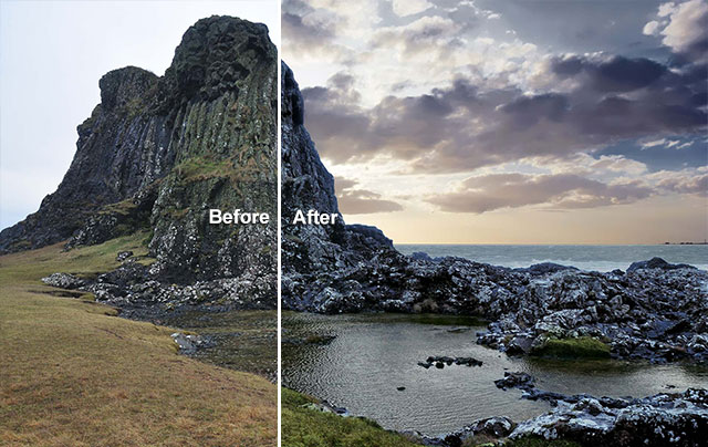Makers of PortraitPro Bring Easy Peasy Presets & Slider Editing to Landscapes with Newly Released LandscapePro