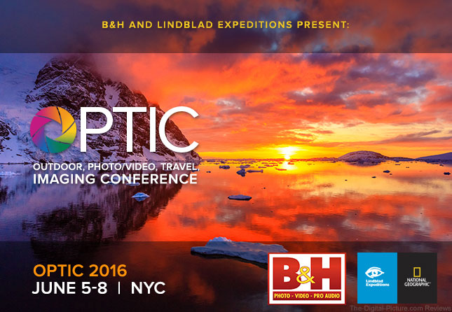 B&H Announces OPTIC 2016 Schedule