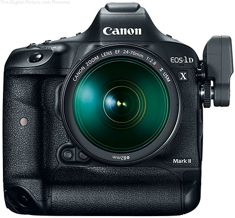 Canon 1D X Mark II Information and Preorders