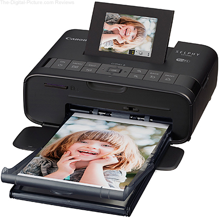 Print Your Memories Portably with the New SELPHY CP1200 Wireless Compact Photo Printer