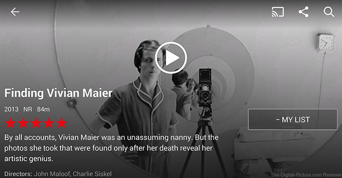 Finding Vivian Maier is Now on Netflix