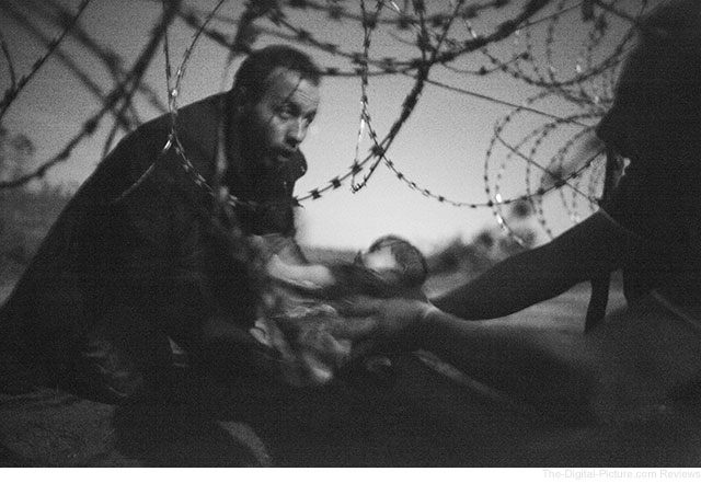 Canon Congratulates Winner of World Press Photo of the Year
