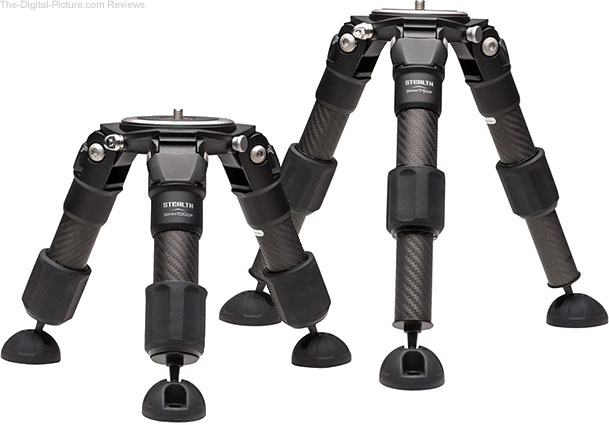 Induro Announces Baby Grand Carbon Fiber Tripods
