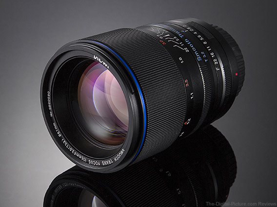 Venus Optics Announces the Laowa 105mm f/2 Lens