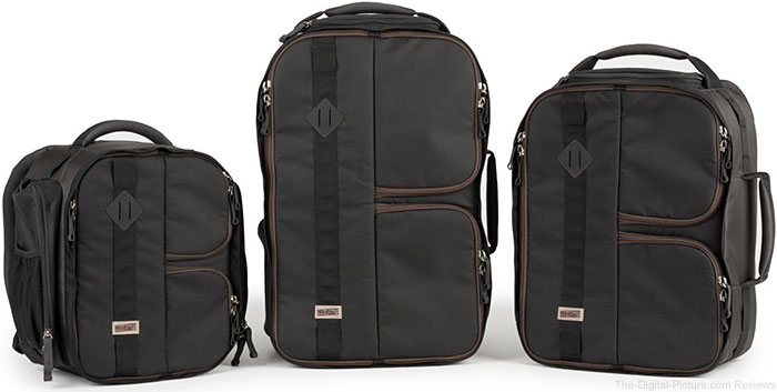 MindShift Gear Announces Updated Moose Peterson Outdoor Photography Backpacks