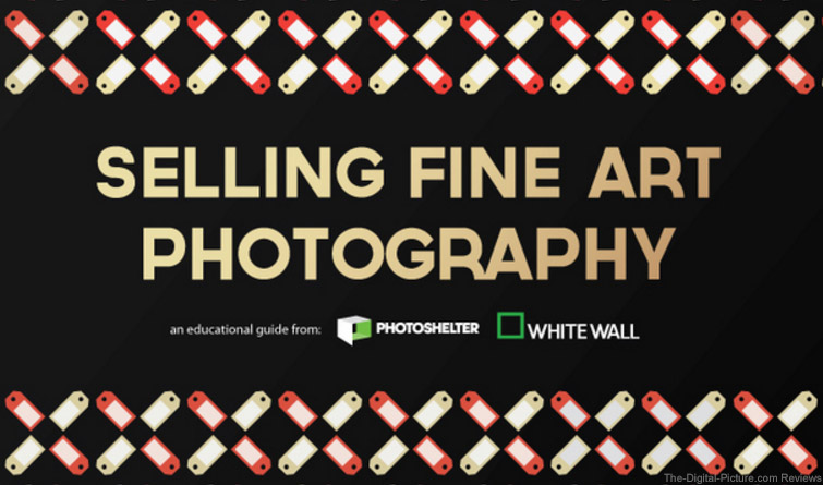 Photoshelter Free Guide: Selling Fine Art Photography