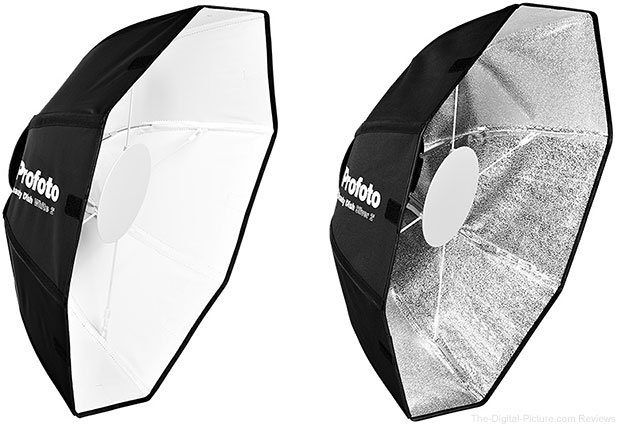 Profoto Releases Collapsible OCF Beauty Dish