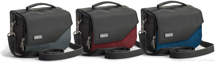 Think Tank Photo's Mirrorless Mover Camera Bag Collection Now Available in Three New Colors