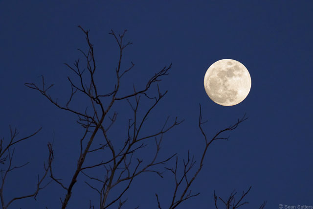 Why You Should Photograph Tonight's Full Moon