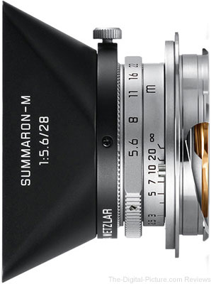 The New Leica Summaron-M 28mm f/5.6 – It Costs How Much?!