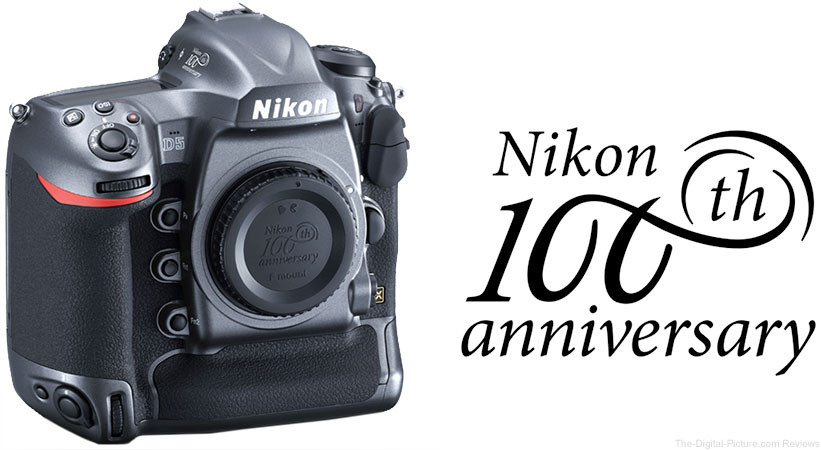 Nikon Announces 100th Anniversary Commemorative Models