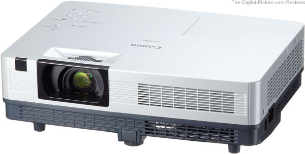 Canon LV7290 Portable Projector
