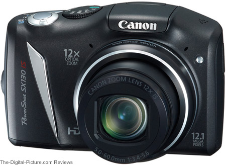 Canon PowerShot SX130 IS Camera