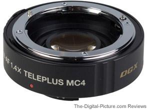 KENKO TelePlus MC4 AF 1.4x DGX Teleconverter