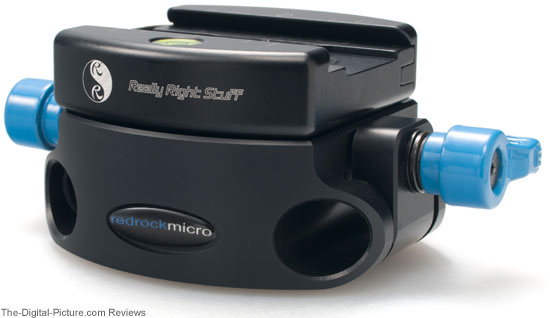 RedRock Micro microRRS Adapter Clamp