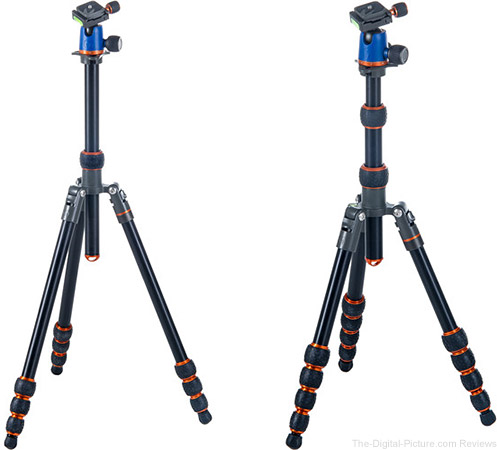 3 Legged Thing Introduces New Punk Range of Tripods