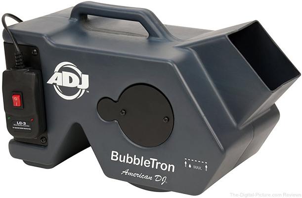 American DJ Molded Plastic Bubble Machine - $89.99 (Reg. $99.99)
