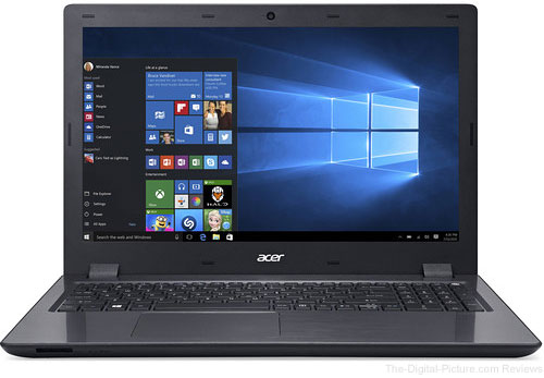 "Acer 15.6"" V3-575T-7008 Aspire V 15 Multi-Touch Notebook - $499.95 Shipped (Reg. $799.95)"