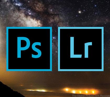 Adobe Creative Cloud Photography Plan (12-Month Prepaid Card) - $94.99 (Reg. $119.88)