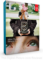 Adobe Photoshop Elements 11 - $60.99 Shipped (Reg. $82.99)