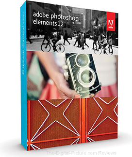 Adobe Photoshop Elements 12 - $64.00 Shipped (Reg. $89.00)