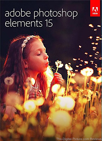 Adobe Photoshop Elements 15 (DVD) - $59.99 Shipped (Reg. $92.99)