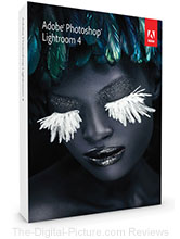 Adobe Photoshop Lightroom 4 with Red Giant Magic Bullet Photo-looks V1.5 & 16GB Memory Card - $119.95