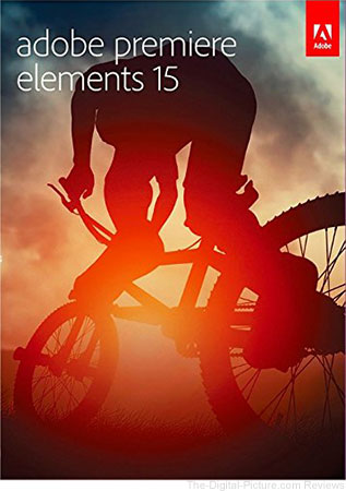 Adobe Premiere Elements 15 - $49.99 (Reg. $99.99)