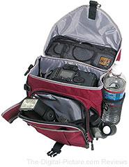Adorama Slinger Camera Bag (Maroon)- $39.95 (Reg. $49.95)