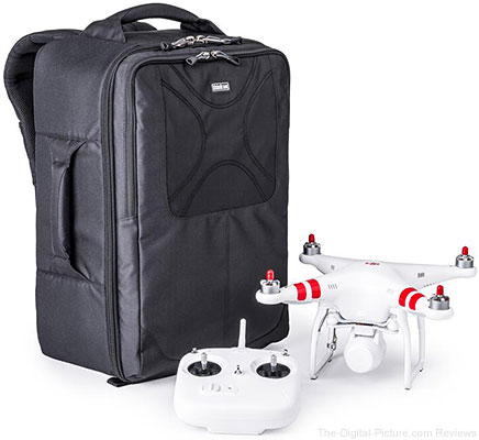 Airport Helipak Bag for Quadcopters