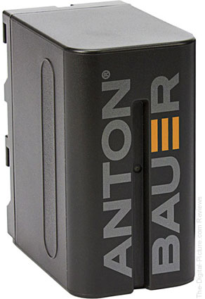 Anton Bauer NP-F976 7.2V, 6600mAh L-Series Li-Ion Battery (47Wh) - $39.95 Shipped (Reg. $79.95)