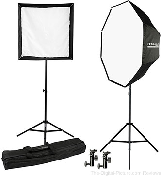 Westcott Apollo Orb Duo Kit - $228.90 Shipped (Reg. $349.90)