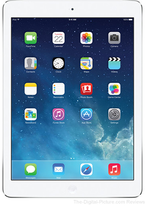 Apple 128GB iPad Air (Wi-Fi + 4G LTE, Silver)