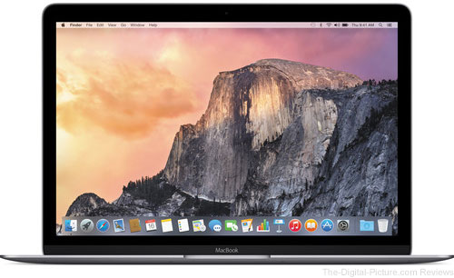 "Apple 12"" MacBook (Early 2015, Space Gray) - $999.00 Shipped (Reg. $1,549.00)"