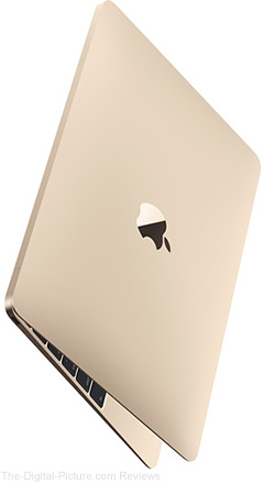 "New Apple 12"" MacBooks Available for Preorder at B&H"