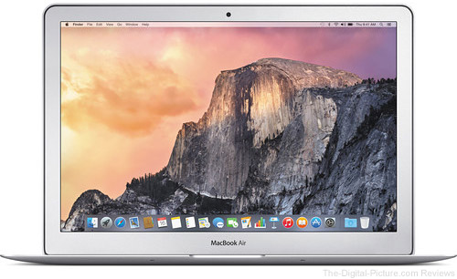 "Apple 13.3"" MacBook Air Laptop Computer (Early 2015) - $829.00 Shipped (Reg. $1,199.00)"