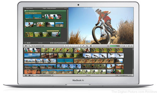 "Apple 13.3"" MacBook Air Notebook Computer - $1,249.00 Shipped (Reg. $1,849.00)"