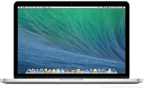 "Apple 13.3"" MacBook Pro Notebook Computer with Retina Display (Late 2013) - $1,449.00 Shipped (Reg. $1,949.00)"