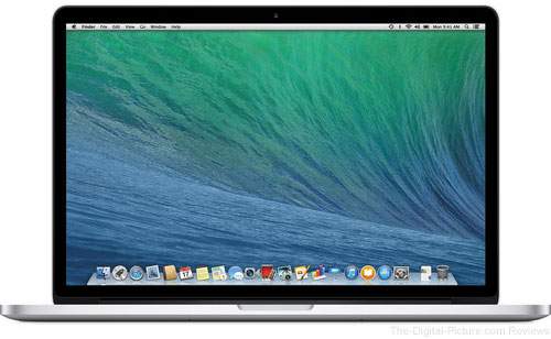 "Apple 15.4"" MacBook Pro Computer with Retina Display (Late 2013 Model) - $2,799.00 Shipped (Orig. $3,299.00)"